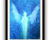 Angel - Original Angel Painting