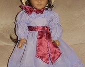 Reserve listing for emoomey4 Melanie's barbecue dress and bonnet for 18in American girl doll