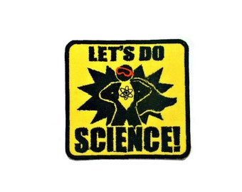 Iron on patch, science
