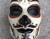 Day of the Dead Mexican Skull Mask