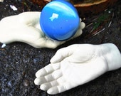 "4"" Noll Composition Miniature Hand.  Fine Detailed Hand.   G-252"