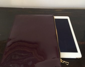 Ipad cover-Pattern Leather
