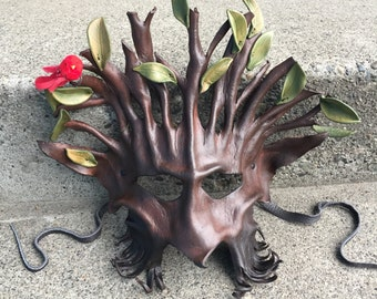 Leather Tree Sprite Mask