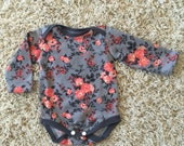 Custom listing. New Baby Outfit // Newborn Coming Home Outfit // Welcome Home Outfit // Baby Girl // Infant Girl Set