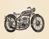 "Custom Listing for nthkay961 - Motorcycle Guest Book, Wedding Poster, 16"" x 20"" -  Guest Book Alternative - PDF - DIY Wedding"