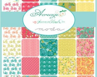 Acreage, Charm Pack, Moda Fabric
