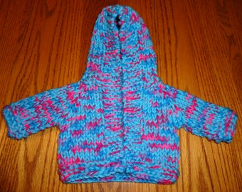 "18"" Doll Hooded Jacket"