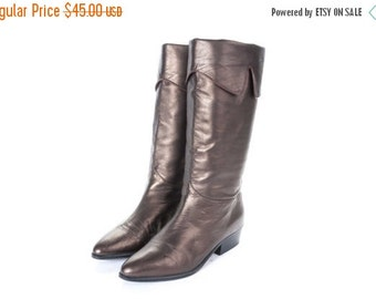 30% OFF 1980's Boot Made In Italy Women's Size 6 .5