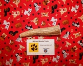 "Organic Medium Elk Antler Dog Chew ""Made in Montana"" (Lot C93)"