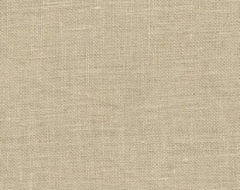 WINTER BREW 32 ct. hand-dyed cross stitch linen fabric Belfast Edinburgh count R & R Reproductions at thecottageneedle.com embroidery