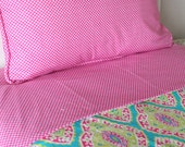 Custom Bedding-  RESERVED listing for dara russell-
