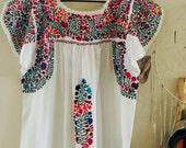 Traditional folk Mexican Dress