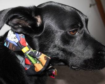 Star Wars Print Dog Bow/Bow Tie Accessory