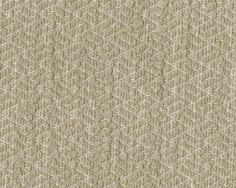 Beautiful Natural Look - Extremely Durable Woven Jacquard Upholstery Fabric - Textured Hand - Color: Sabi Ecru - per yard