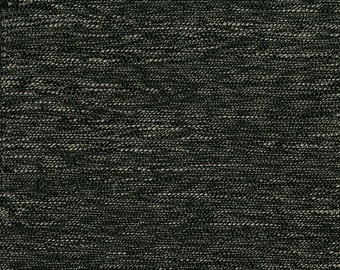 Popular Faux Linen Upholstery Fabric - Coordinates Traditional to Modern - Soft hand feel - Color: Emerse Coal - per yard