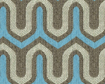 Coordinate  Fabric for Accent Furniture and Pillows -Durable Upholstery - Color: Rafiki Moonstone - per yard