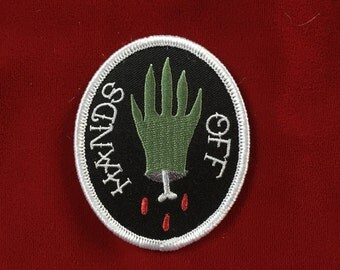 Hands Off Patch