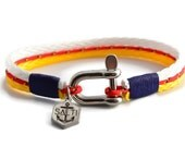 Men's Bracelet SALTI Nautical Bracelet '3rd Wave' (SURF)