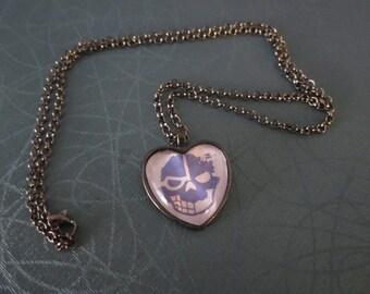 I love Criminals Necklace
