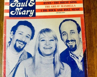 Vintage Songbook, Peter Paul & Mary, Warner Bros. Music