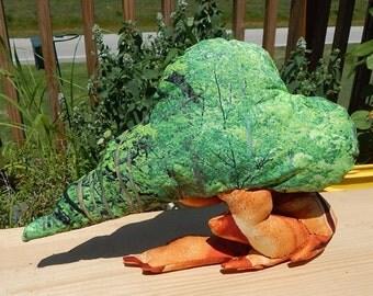 Bonzai tree plush plant art doll decoration zen stuffie