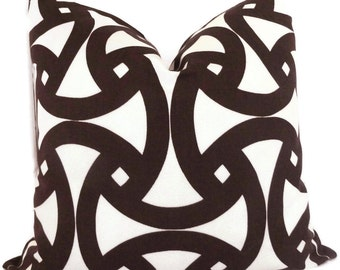 Trina Turk Java Santorini Designer  Indoor Outdoor Pillow Cover, Schumacher, 18x18, 20x20,22x22