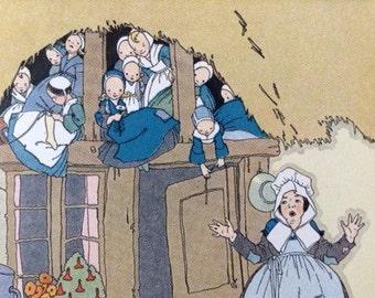 1925 Children French- Jane Austins thoughts!