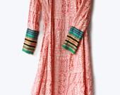 Sienna cape. Beatiful soft lightweight cotton/rayon.