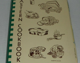 Vintage Book  Eastern Cookbook Waynesboro PA