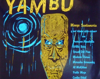 Yambu Lp Art