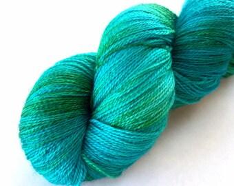 Filigree Lace Yarn in Del Mar - New Spring Colorway - In Stock