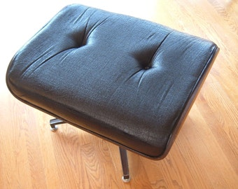 Mid Century Modern Eames Era Ottoman by Charlton. It is For JUST the Ottoman
