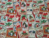 Christmas Stamps by Elizabeth Brownd