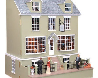 Dolls House Miniature Antiques Shop