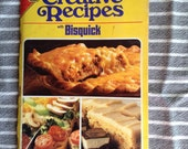 1980 Betty Crocker Creative recipes with bisquick