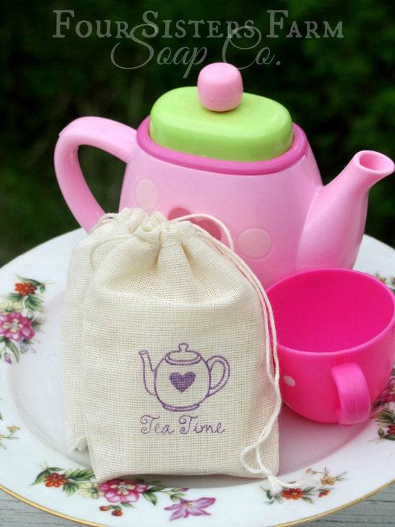 Baby Shower Favors Tea Party ~ Tea party favors baby shower pot