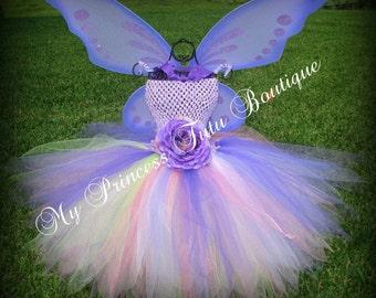 Fairy Tutu Dress, Girls Tutu Dress, Haloween Tutu Dresses, Halloween Tutus, Fairy Birthday Tutus