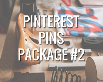 Pinterest Package #2
