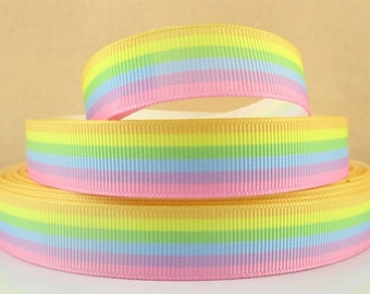 7/8 inch wide  flowers series high quality printed polyester ribbon price for 1 yard