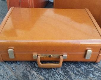 Vintage Samsonite Ultralite Suitcase Luggage