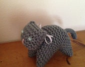WALDORF Knitted kitty-cat   other colors available
