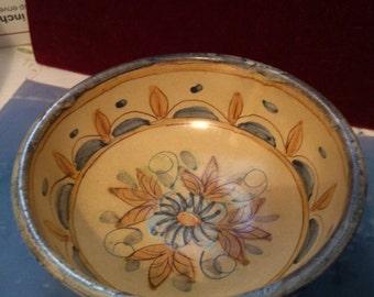 REDUCED  Hand Made Ceramic Bowl