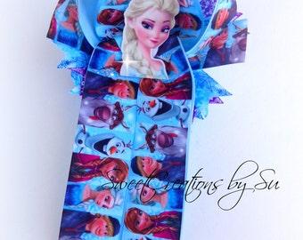 Elsa Pony Bow ready to ship