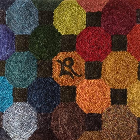 Tile Rug Pattern