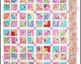 Andrea's Quilt Paper Pattern by Cool Cat Creations