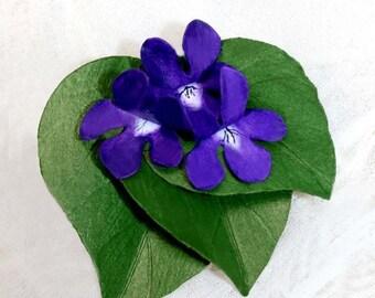 Violet Pin