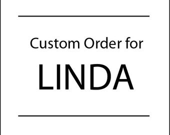 LINDA-4x12 Temple Letters print