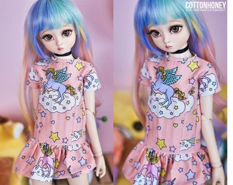 MSD Unicorn Beni dress