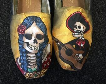 Custom shoes (Sample)