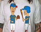 Vintage Beavis and Butthead Shirt